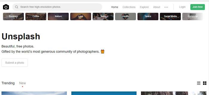 저작권 없는 이미지 사이트 정리 무료사진 홈페이지 찾는 방법