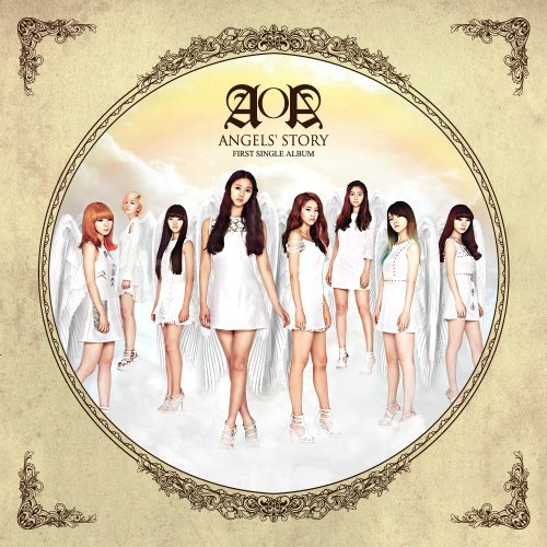 AOA – ELVIS Lyrics [English, Romanization]