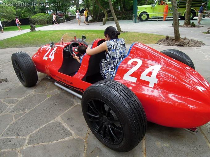 명 클래식카를 만나 볼 수 있는 세계자동차 제주박물관12