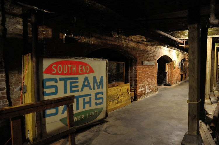 Seattle Underground City