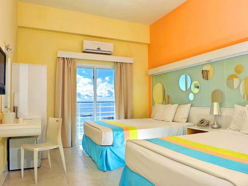 객실 크기: 25 m²