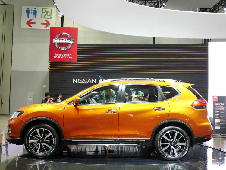 2018 부산국제모터쇼 닛산자동차 NISSAN Motor Show