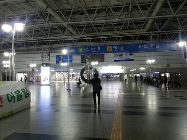 지하철 1호선 안양역