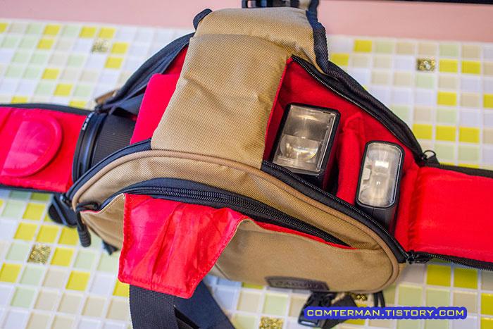 소니 A7M3 미러리스 카메라 가방