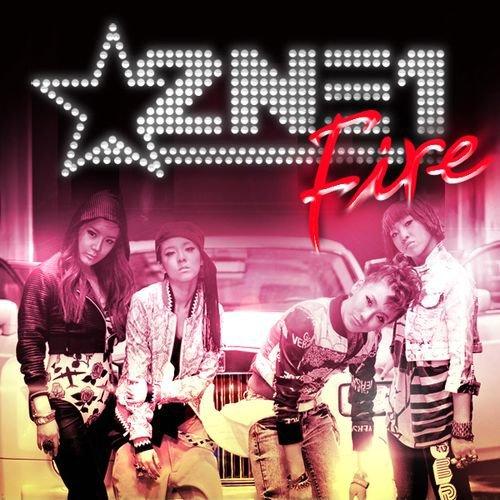 2NE1 – FIRE Lyrics [English, Romanization]