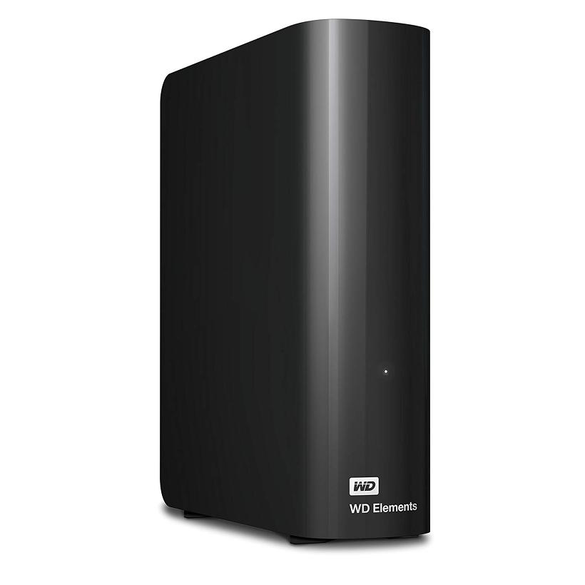 WD 8TB Elements Desktop Hard Drive USB 3.0