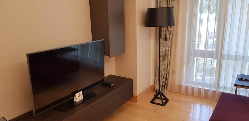 호치민 셔우드 스위트(Sherwood Suites) 호텔 객실
