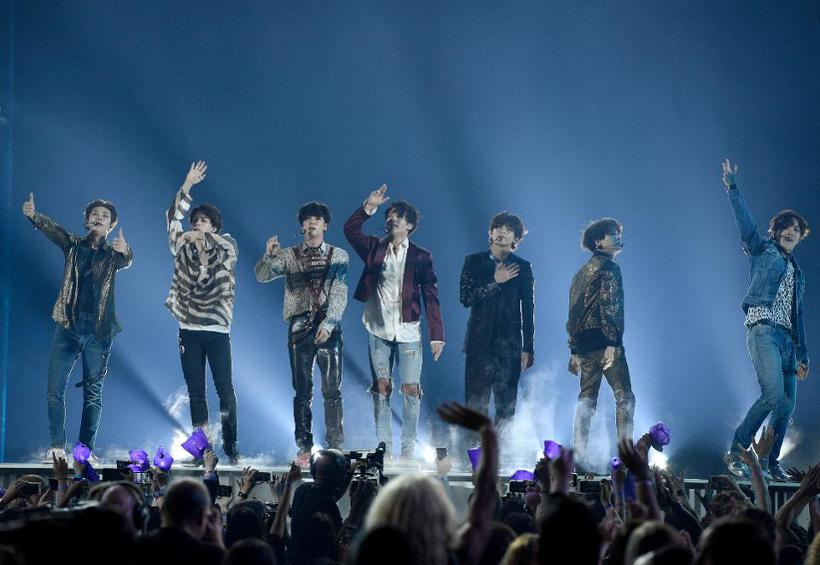 BTS 미국 포브스지(Forbes) 방탄소년단 정규 3집 LOVE YOURSELF 轉 'Tear' 2018년 가장 많이 팔린 피지컬 앨범 9위