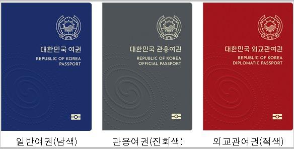 외교부 차세대 전자여권 디자인 확정, 2020년부터 새 여권 발급 예정