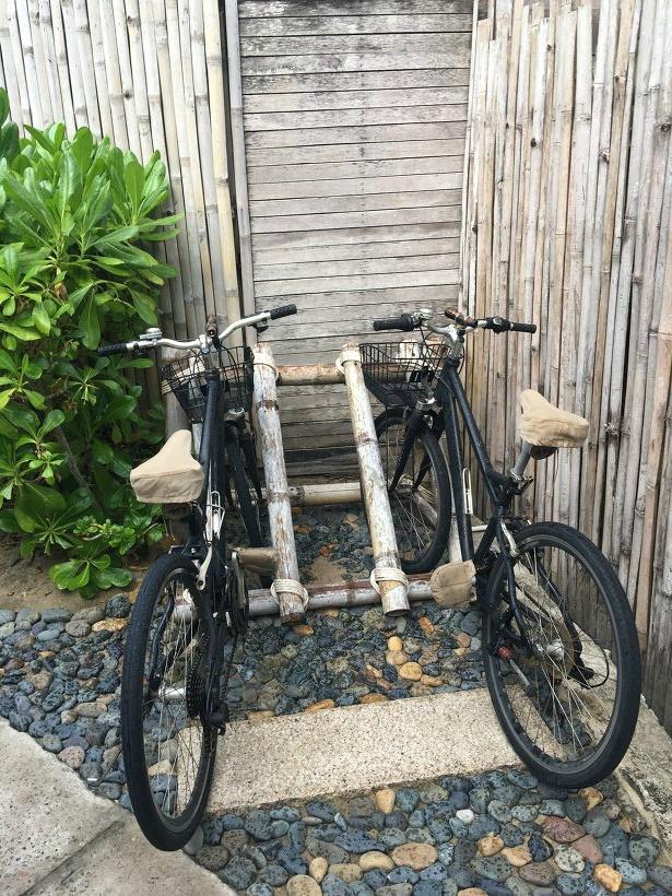 식스센스 콘다오 리조트 자전거