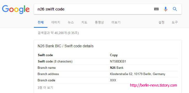 해외송금 - Swift Code / BIC 도대체 무엇이고 어떻게 쓰나요?