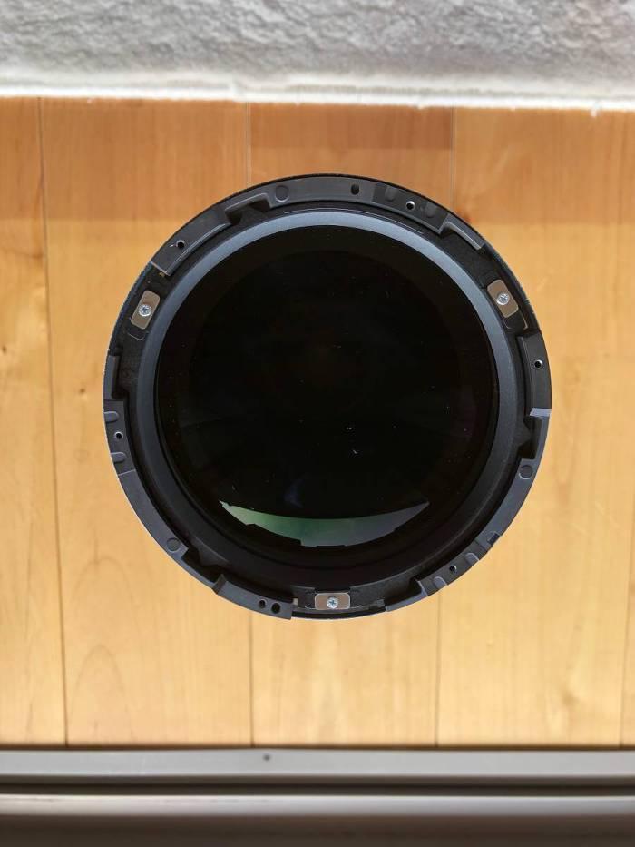 소니 sony FE 200-600mm 렌즈 신제품 이미지