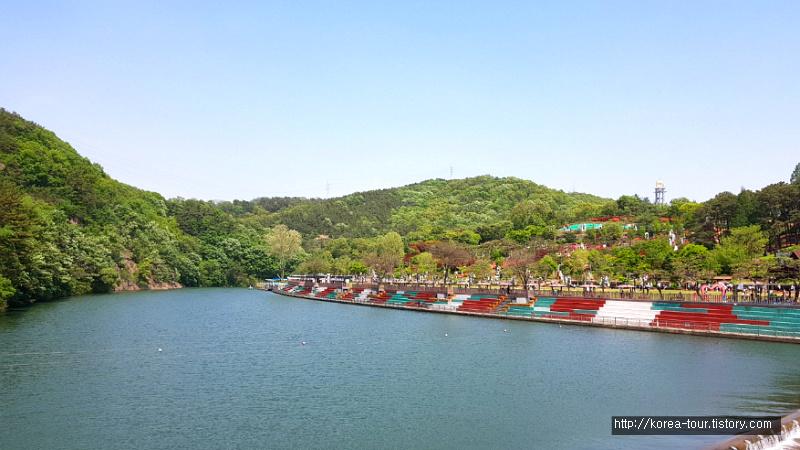 [대전여행-뿌리공원]대전근교 캠핑장