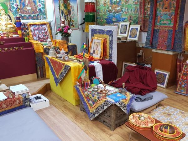 네팔 불교 불구