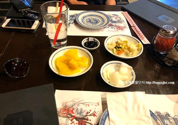 서비스가 인상적이였던 라스베이거스 중국집 '유시앙' [Yuxing Korean Chinese Cuisineㅣ라스베가스 한국식 중국집 맛집]11