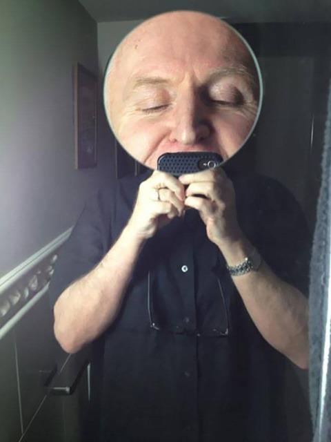 웃긴 거울 인테리어 4