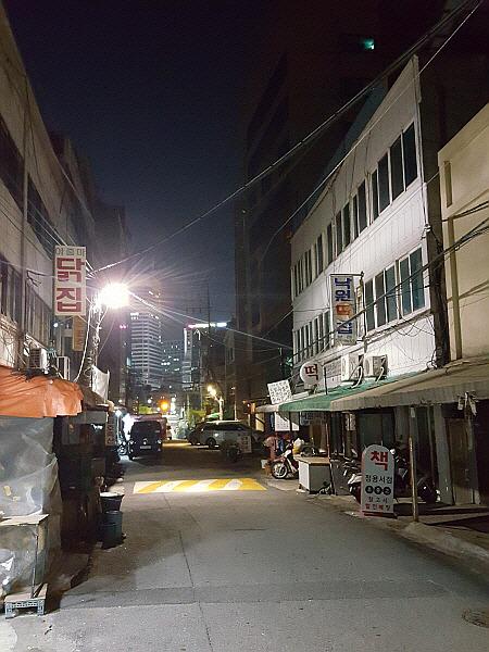 nightview photo of Seoul, Korea