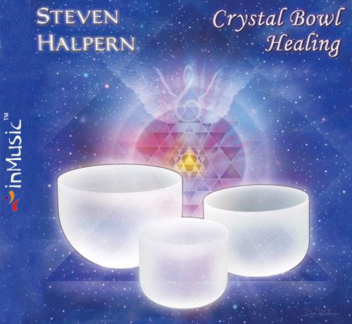 Crystal Bowl Healing / Steven Halpern by inMusic 인뮤직 | 명상음악, 크리스탈 명상주발 싱잉볼, 요가음악 - 월간「불교와 문화」2006년 11월호
