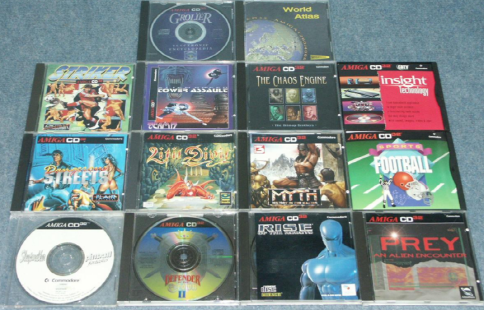 computer game cd