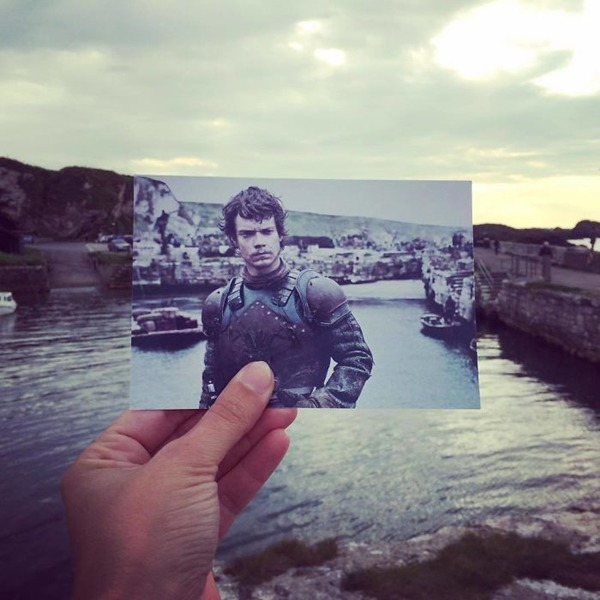북아일랜드, 발린토이 항구  (테온 그레이조이)