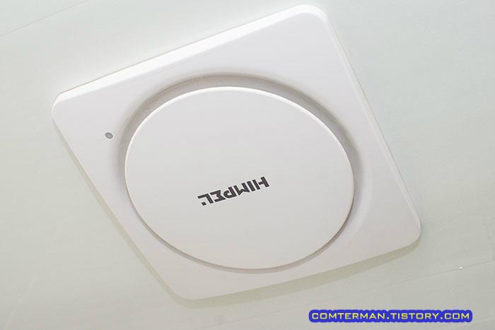 욕실 환풍기 힘펠 C2-100LB