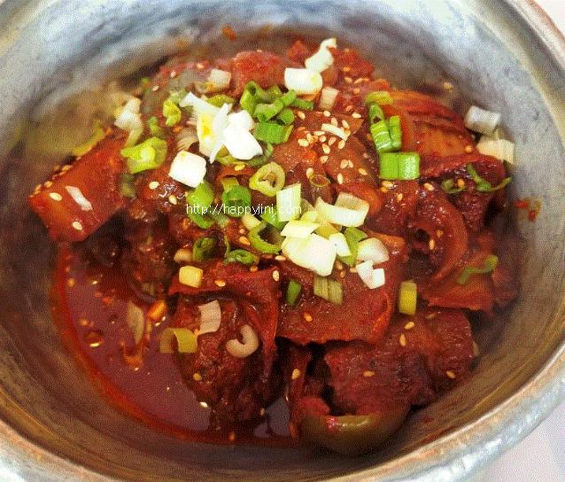 미국에서 집밥이 그리울 때 한식전문식당 '성북동' [엘에이 맛집 ㅣ LA  한인타운 식당 ㅣ 엘에이 여행 ㅣ 일상] 성북동 고등어조림