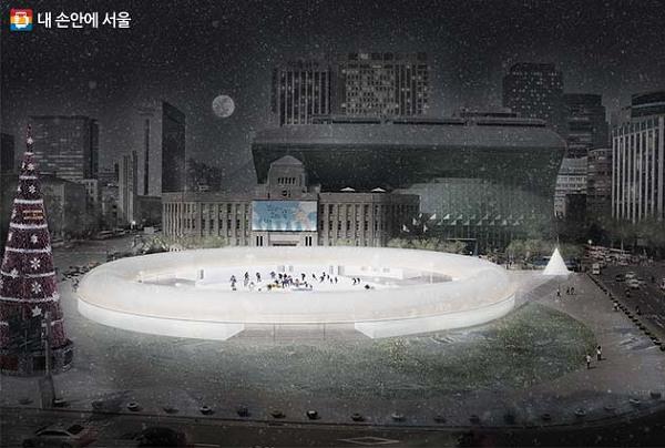 서울광장 스케이트장_12