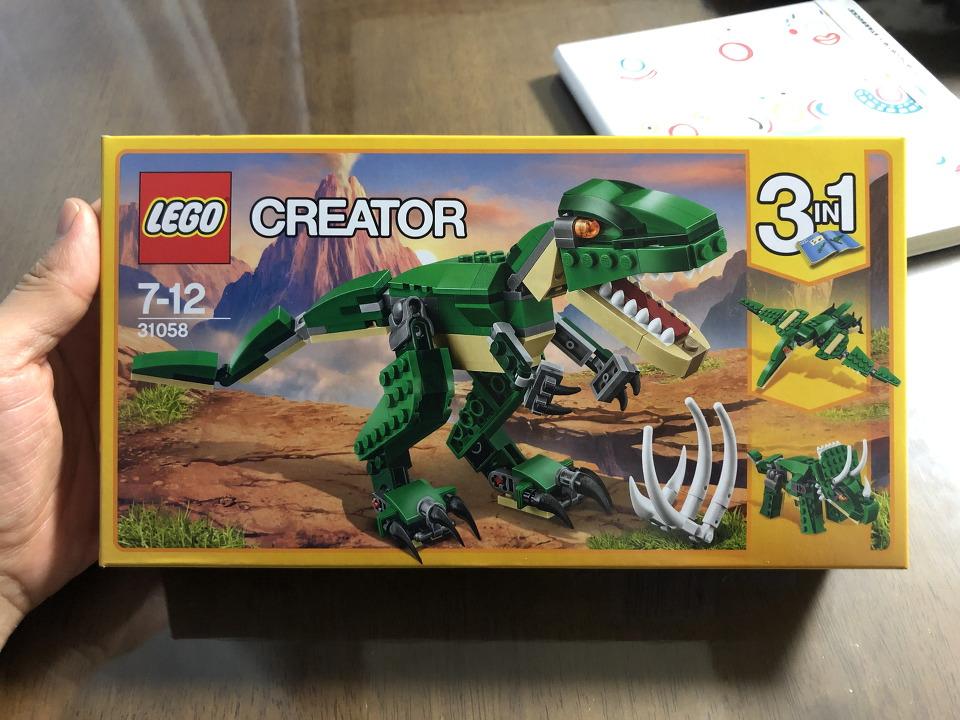 레고 크리에이터 31058