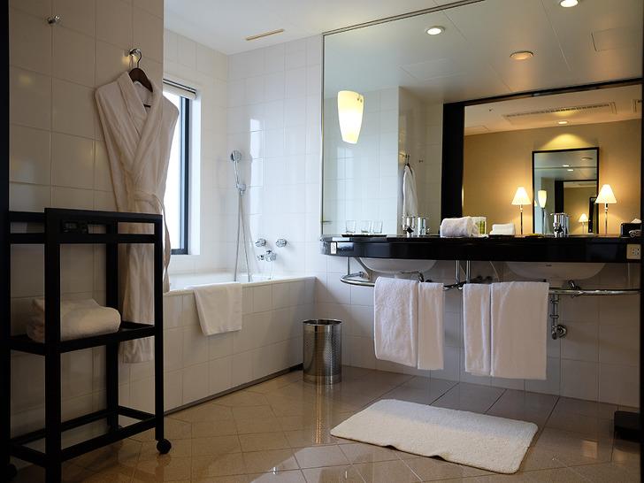 오사카 하얏트리젠시 호텔 클럽 디럭스룸