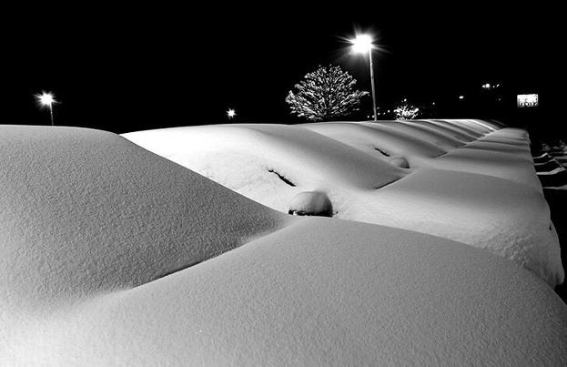 눈올때 와이퍼 세울까 눕힐까?