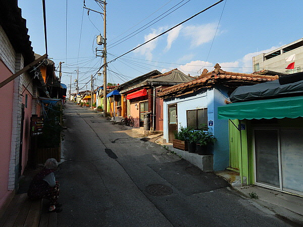 travel in Korea