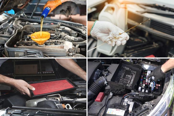 자동차 정비 비용 줄이는 평상시 자가 점검 4가지