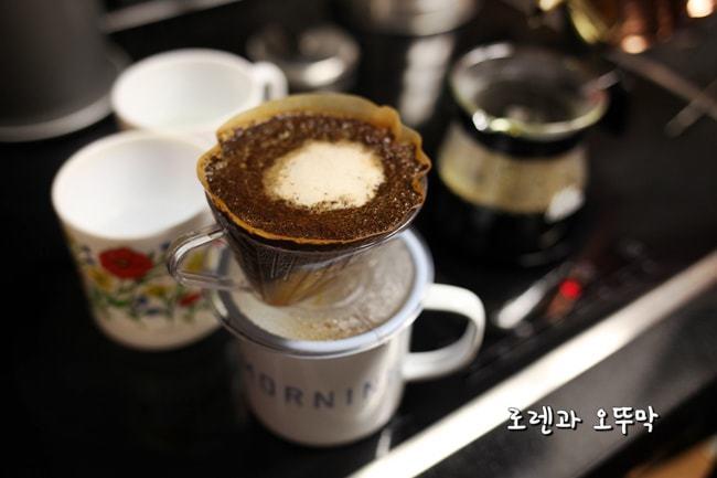 핸드드립 커피 제대로 맛있게 내리는 방법15