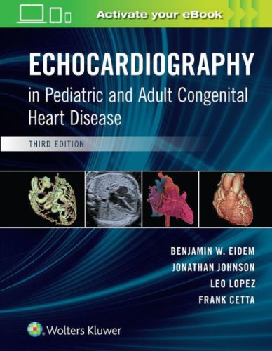 Echocardiography in Pediatric and Adult Congenital Heart Disease,3/e[성보의학서적 소아심초음파 신간의학도서목록]