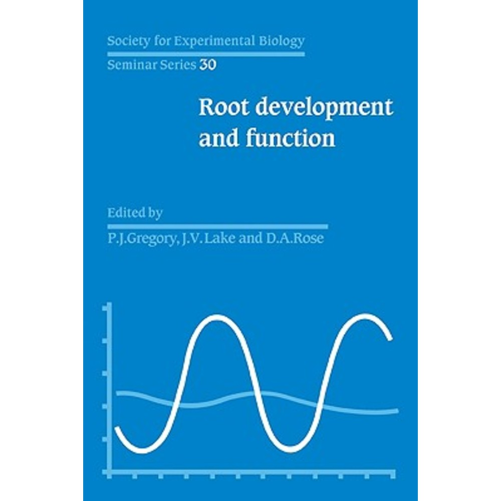 Sebs 30 Root Development and Function Paperback Cambridge University Press