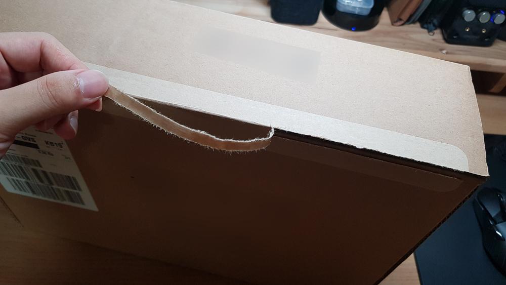 2018 맥북 프로 15인치 포장 뜯기