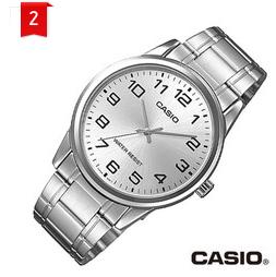 casio CASIO MTP-V001D-7B 남성 메탈 시계 18,200원