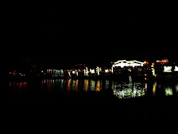 nightview of hoi an