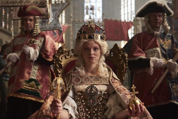 Maria Theresia in tv