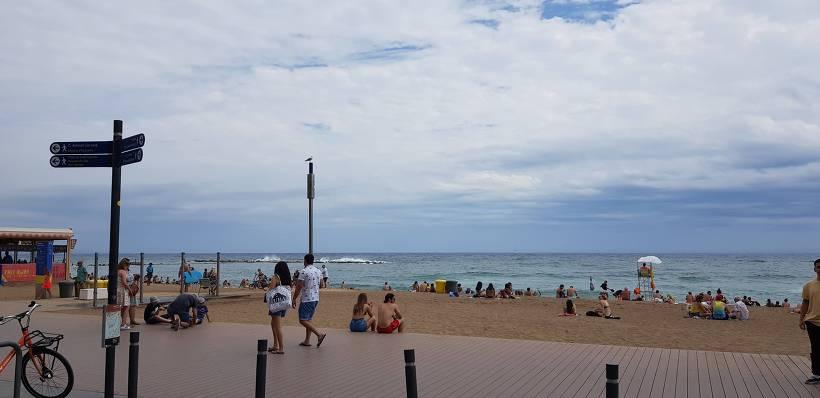 바르셀로네타 해변
