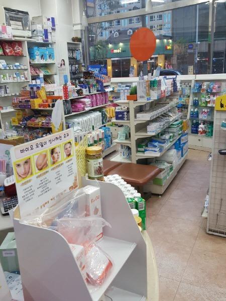 경기도 의정부 의정부역 일요일 영업 약국 - 성모약국