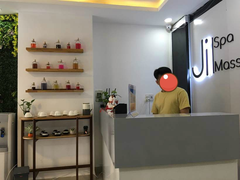 베트남 호치민 지스파(Ji Spa)