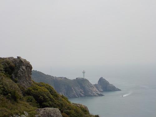 거문도등대 트레킹코스 등산코스 지도