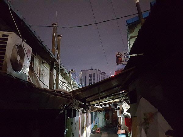 ソウル スラム 旅行 写真