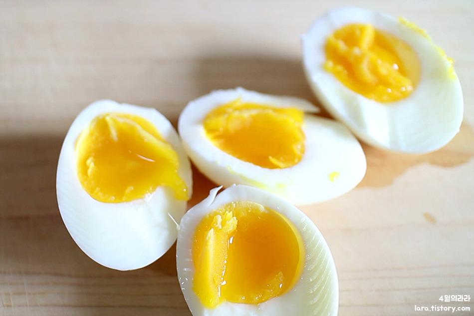 달걀장조림_밑반찬
