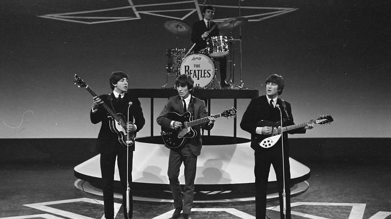 비틀즈의 전성기 시절