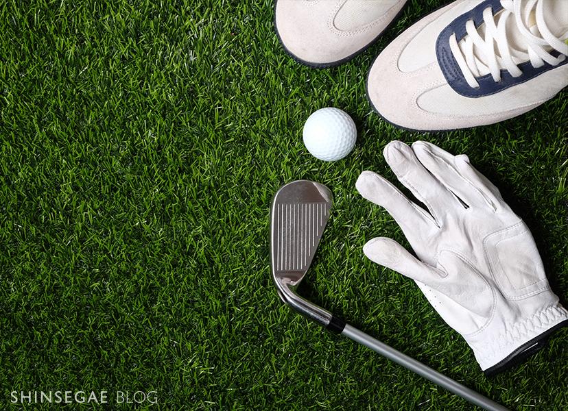 골프 입문자가 꼭 알아야 할 '골프 기초'