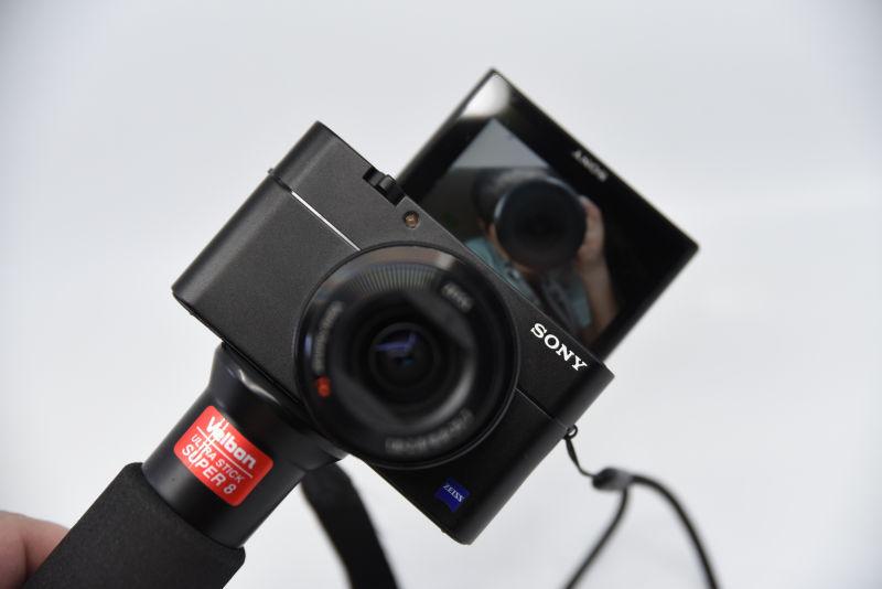 유튜브 카메라, 소니 RX100 M5A 동영상 후기