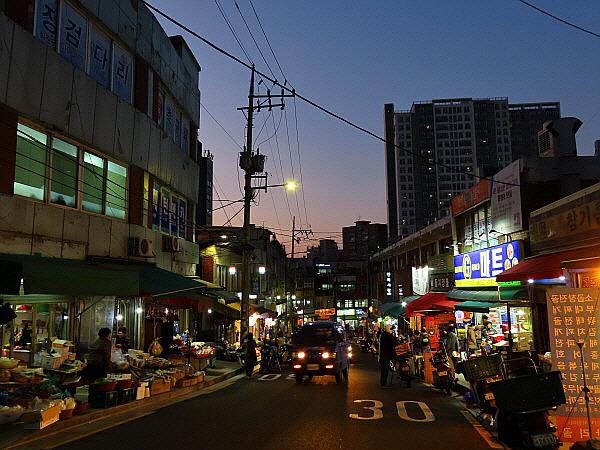 서울 만리시장