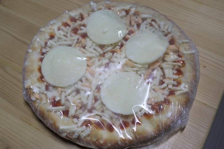 오뚜기 6포르마지 피자 먹어본 후기